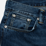Мужские джинсы Edwin ED-45 Deep Blue Denim 11.8 Oz Blue Savage Wash фото- 1