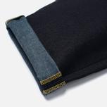 Мужские джинсы Edwin ED-45 Deep Blue Denim 11.8 Oz Blue Unwashed фото- 4