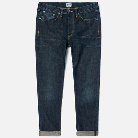 Мужские джинсы Edwin ED-45 Granite Denim 13.5 Oz Blue Mid Load Wash