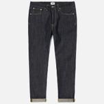 Мужские джинсы Edwin ED-45 Granite Denim 13.5 Oz Blue Unwashed фото- 0