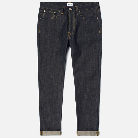 Мужские джинсы Edwin ED-45 Granite Denim 13.5 Oz Blue Unwashed