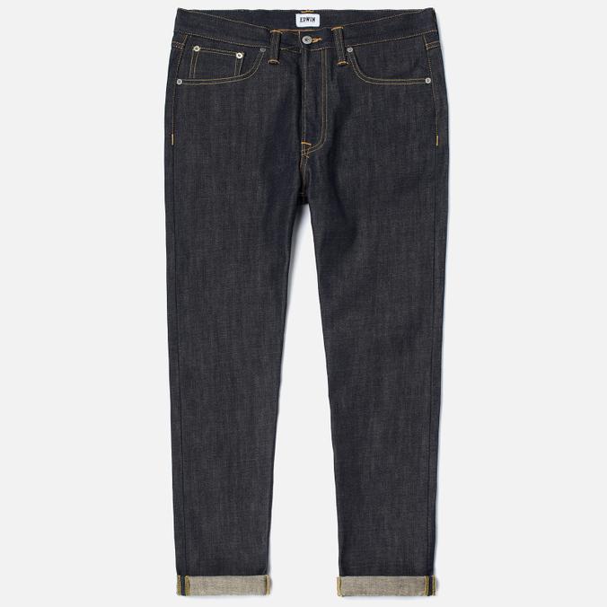 Мужские джинсы Edwin ED-45 Granite Denim 13.5 Oz Blue Unwashed