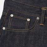 Мужские джинсы Edwin ED-45 Granite Denim 13.5 Oz Blue Unwashed фото- 1