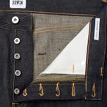 Мужские джинсы Edwin ED-45 Granite Denim 13.5 Oz Blue Unwashed фото- 2
