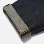 Мужские джинсы Edwin ED-45 Granite Denim 13.5 Oz Blue Unwashed фото- 4