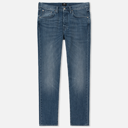 Мужские джинсы Edwin ED-45 Kingston Blue Denim 12 Oz Blue Clean Wash
