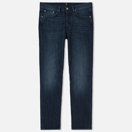 Мужские джинсы Edwin ED-45 Kingston Blue Denim 12 Oz Blue Mid Coal