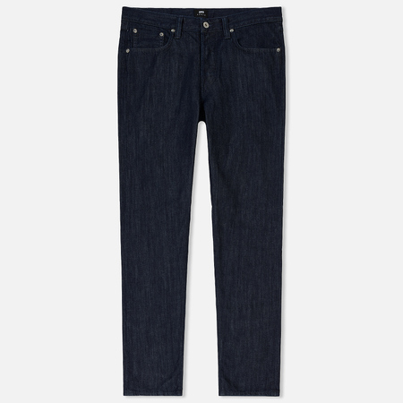 Мужские джинсы Edwin ED-45 Kingston Blue Denim 12 Oz Blue Rinsed