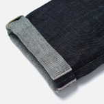 Мужские джинсы Edwin ED-45 Red Listed Selvage Denim 14 Oz Blue Unwashed фото- 4