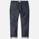 Мужские джинсы Edwin ED-47 Regular Straight Compact Indigo Unwashed фото- 0