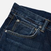 Мужские джинсы Edwin ED-55 63 Rainbow Selvage Denim 12.8 Oz Blue Hiraku Wash фото- 3
