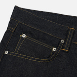 Мужские джинсы Edwin ED-55 63 Rainbow Selvage Denim 12.8 Oz Unwashed фото- 1