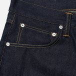 Мужские джинсы Edwin ED-55 63 Rainbow Selvage Denim 12.8 Oz Unwashed фото- 1