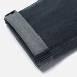 Мужские джинсы Edwin ED-55 CS Grey Stretch 11.5 Oz Sleet Wash фото- 4