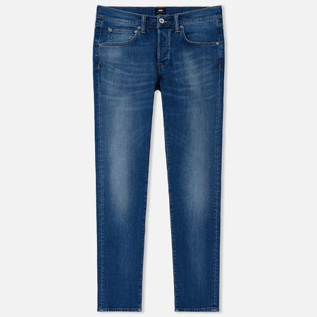 Мужские джинсы Edwin ED-55 CS Power Blue Denim 11.5 Oz Blue Birger Wash