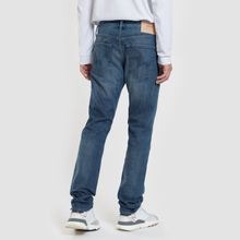 Мужские джинсы Edwin ED-55 CS Red Listed Blue Denim 12.75 Oz Blue Mission Wash фото- 2