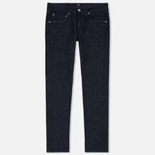 Мужские джинсы Edwin ED-55 CS Red Listed Blue Denim 12.75 Oz Blue Rinsed фото- 0