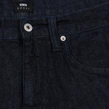 Мужские джинсы Edwin ED-55 CS Red Listed Blue Denim 12.75 Oz Blue Rinsed фото- 1