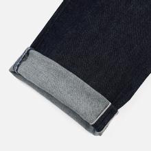 Мужские джинсы Edwin ED-55 CS Red Listed Blue Denim 12.75 Oz Blue Rinsed фото- 4