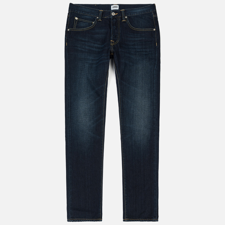 Мужские джинсы Edwin ED-55 Deep Blue Denim 11.8 Oz Blue Coal Wash