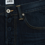 Мужские джинсы Edwin ED-55 Deep Blue Denim 11.8 Oz Blue Coal Wash фото- 1