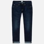 Мужские джинсы Edwin ED-55 Deep Blue Denim 11.8 Oz Blue Coal Wash фото- 0