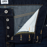 Мужские джинсы Edwin ED-55 Deep Blue Denim 11.8 Oz Blue Coal Wash фото- 2