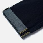 Мужские джинсы Edwin ED-55 Deep Blue Denim 11.8 Oz Blue Coal Wash фото- 4