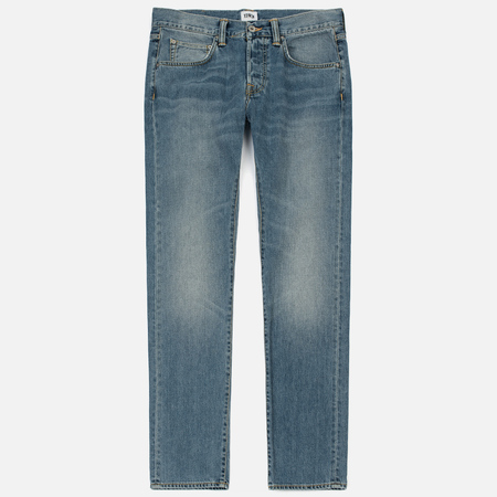 Мужские джинсы Edwin ED-55 Deep Blue Denim 11.8 Oz Blue Dusky Light Wash