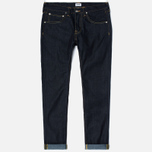 Мужские джинсы Edwin ED-55 Deep Blue Denim 11.8 Oz Blue Unwashed фото- 0