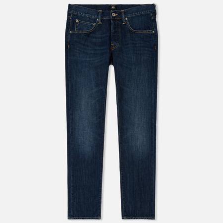Мужские джинсы Edwin ED-55 Kingston Blue Denim 12 Oz Blue Mid Coal