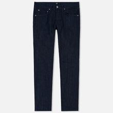 Мужские джинсы Edwin ED-55 Kingston Blue Denim 12 Oz Blue Rinsed фото- 0