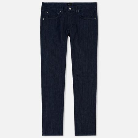 Мужские джинсы Edwin ED-55 Kingston Blue Denim 12 Oz Blue Rinsed