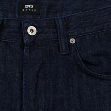Мужские джинсы Edwin ED-55 Kingston Blue Denim 12 Oz Blue Rinsed фото- 1