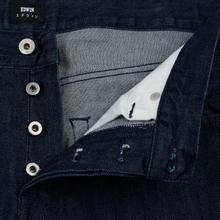 Мужские джинсы Edwin ED-55 Kingston Blue Denim 12 Oz Blue Rinsed фото- 2