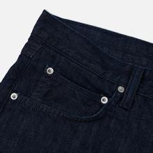Мужские джинсы Edwin ED-55 Kingston Blue Denim 12 Oz Blue Rinsed фото- 3