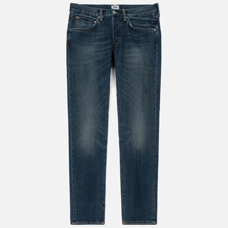 Мужские джинсы Edwin ED-55 Red Listed Selvage Denim 14 Oz Blue Sapphire Wash