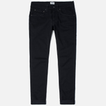 Edwin ED-55 Relaxed Tapered CS Ink 11.5 Oz Men's Jeans Black Rinsed photo- 0