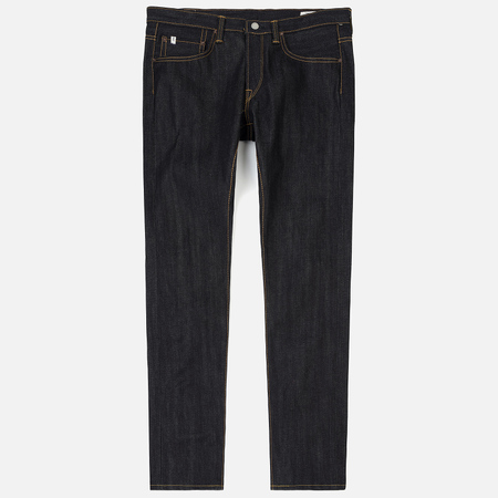 Мужские джинсы Edwin ED-55 Relaxed Tapered Nihon Menph Japan Selvage Stretch Raw State