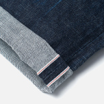 Edwin ED-55 Relaxed Tapered Red Listed Selvage Men's Jeans Burner Wash photo- 4