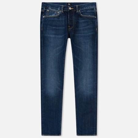 Мужские джинсы Edwin ED-80 63 Rainbow Selvage Denim 12.8 Oz Blue Hiraku Wash