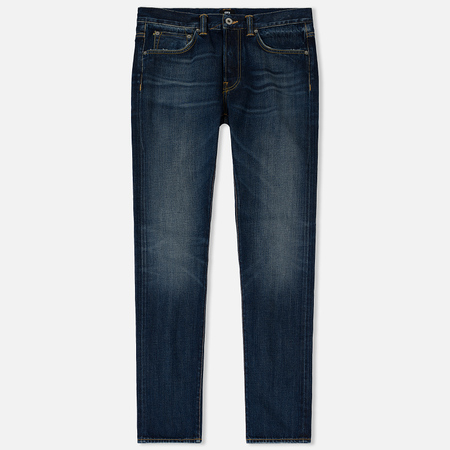 Мужские джинсы Edwin ED-80 63 Rainbow Selvage Denim 12.8 Oz Blue Moriko Wash