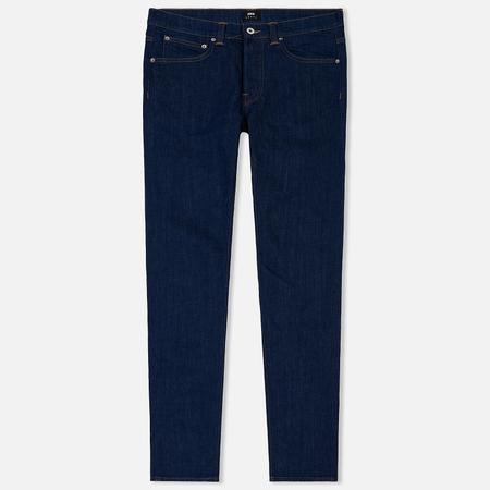 Мужские джинсы Edwin ED-80 CS Power Blue Denim 11.5 Oz Blue Rinsed