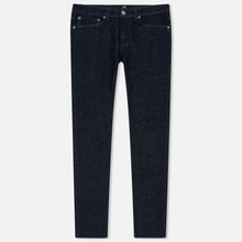Мужские джинсы Edwin ED-80 CS Red Listed Blue Denim 12.75 Oz Blue Rinsed фото- 0