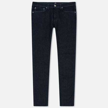 Мужские джинсы Edwin ED-80 CS Red Listed Blue Denim 12.75 Oz Blue Rinsed