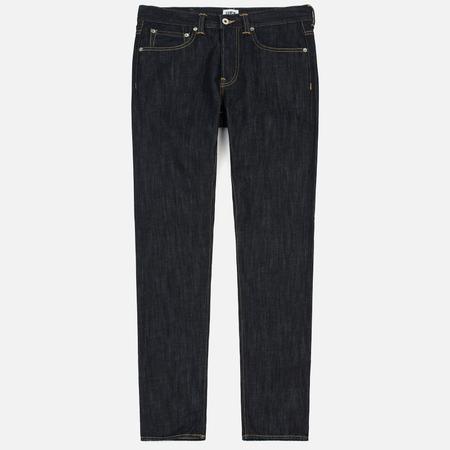 Мужские джинсы Edwin ED-80 Dark Blue Denim 12 Oz Rinsed