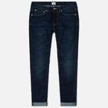Мужские джинсы Edwin ED-80 Deep Blue Denim 11.8 Oz Coal Wash фото- 0