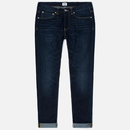 Мужские джинсы Edwin ED-80 Deep Blue Denim 11.8 Oz Coal Wash