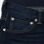 Мужские джинсы Edwin ED-80 Deep Blue Denim 11.8 Oz Coal Wash фото- 1