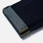 Мужские джинсы Edwin ED-80 Deep Blue Denim 11.8 Oz Coal Wash фото- 4